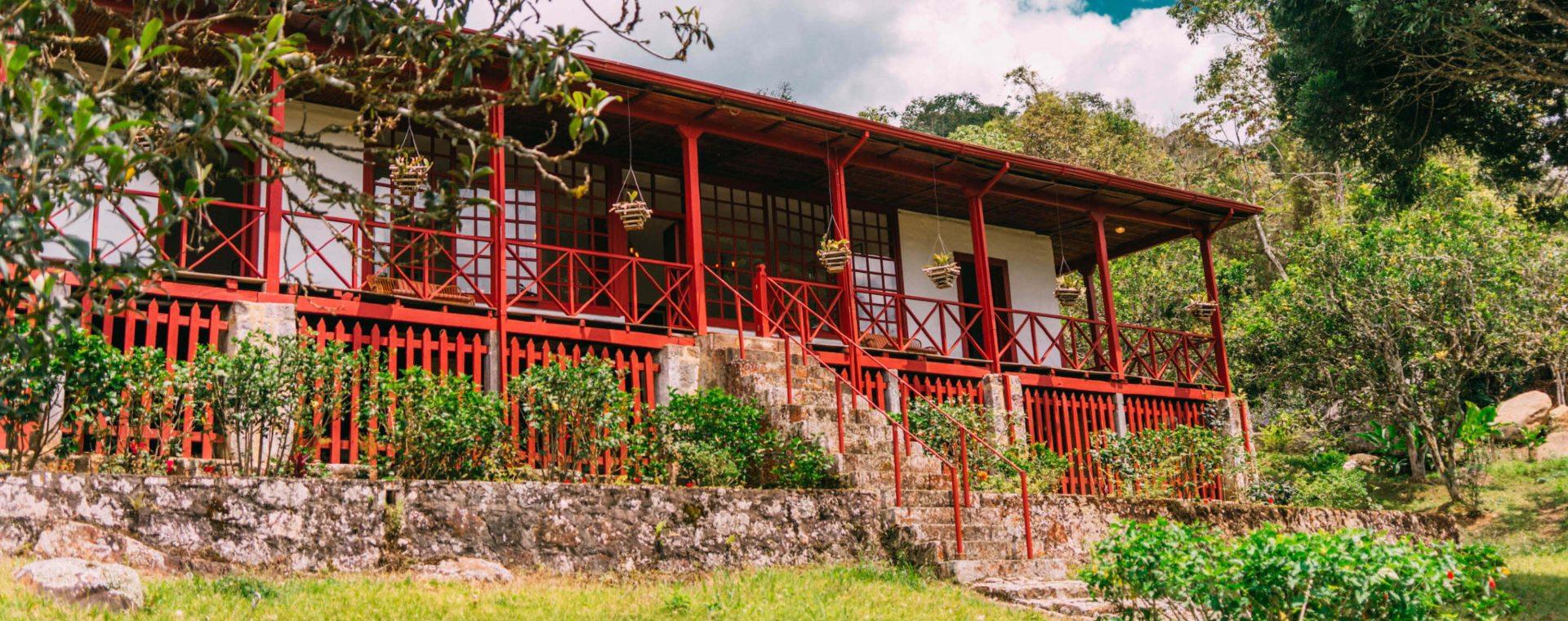 Cafetal de la Trinidad, Colombia   Plan South America