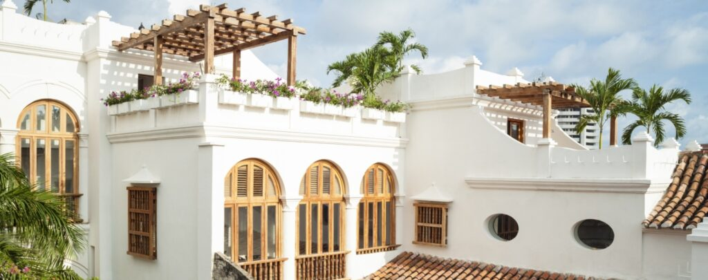 Casa San Agustin, Colombia   Plan South America