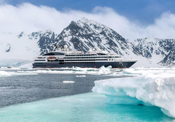 Le Boreal, L'Austral, Le Soleal & Le Lyrial, Antarctica | Plan South America