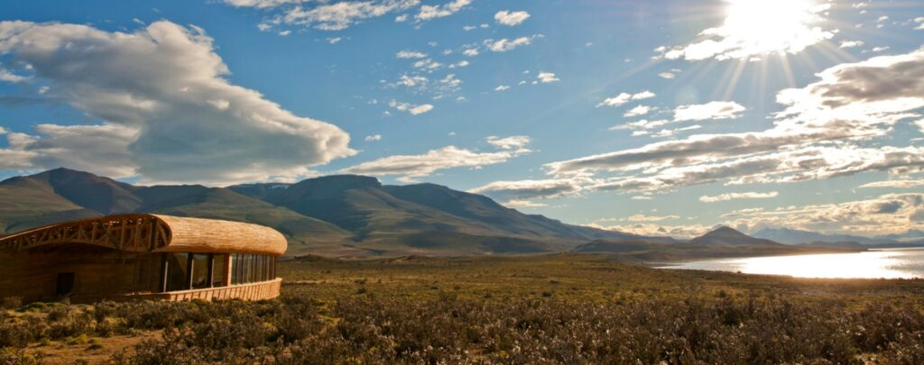 Tierra Patagonia, Chile   Plan South America