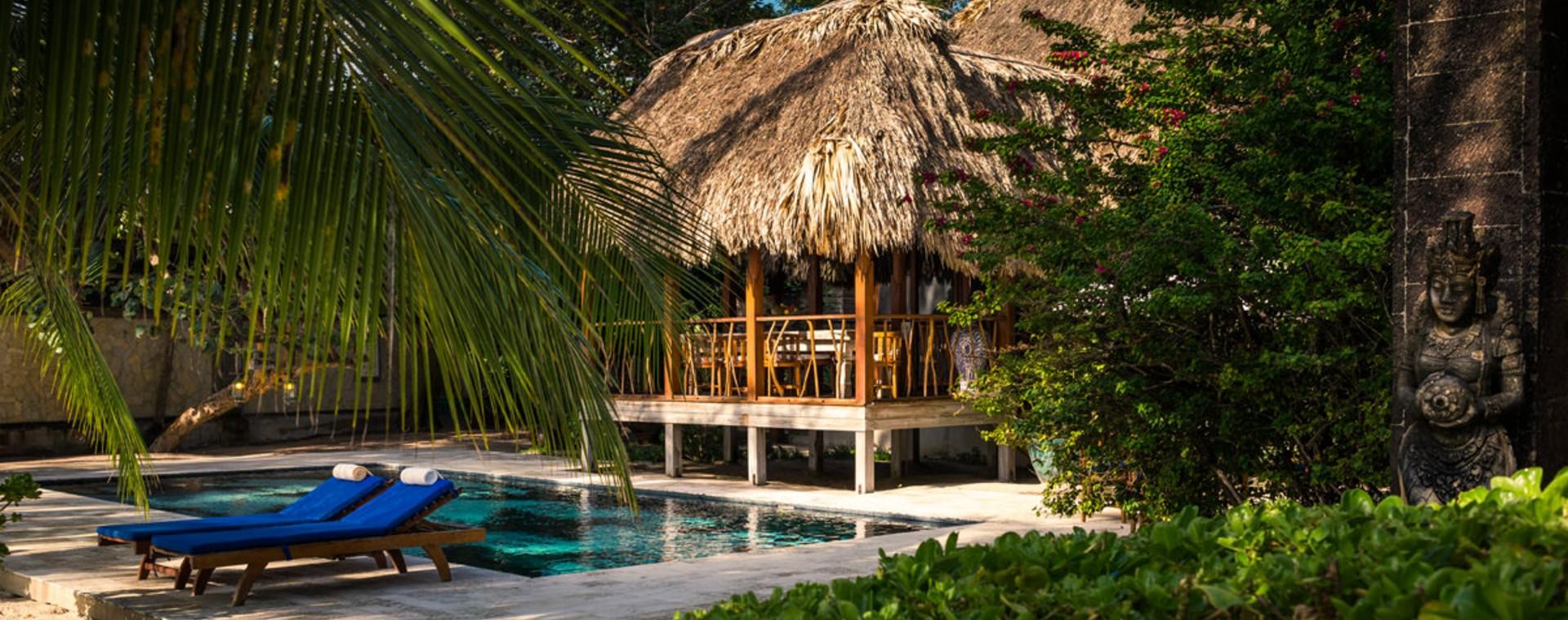 Turtle Inn, Belize   Plan South America