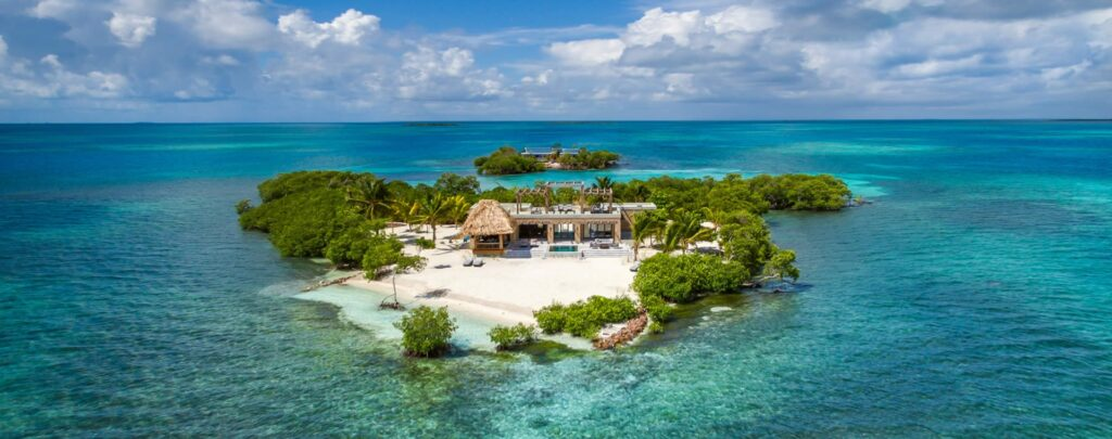 Gladden Private Island, Belize | Plan South America