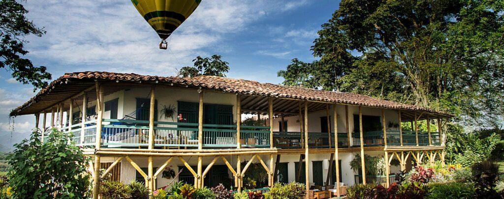 Hacienda Bambusa, Colombia | Plan South America