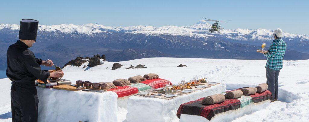 Nomadic Camp, Argentina | Plan South America